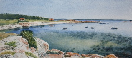 Kappelhamn Hallandsväderö